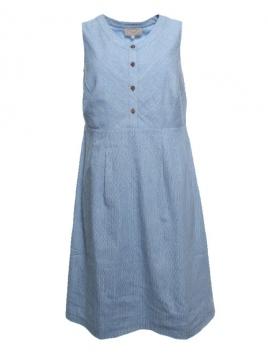 Kleid Lissi von Sorgenfri Sylt in denim