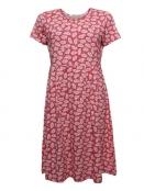 Kleid Anna von Sorgenfri Sylt in magnolie