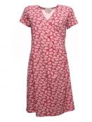 Kleid Taina von Sorgenfri Sylt in magnolie