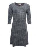 Kleid Skrolan von Sorgenfri Sylt in shadow