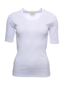 Shirt Marie von Sorgenfri Sylt in white