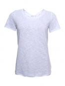 Shirt Noord von Sorgenfri Sylt in white