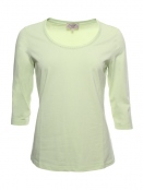 Shirt Naela von Sorgenfri Sylt in lime