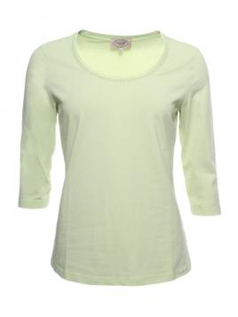Shirt Naela von Sorgenfri Sylt in lime