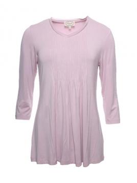Shirt Leja von Sorgenfri Sylt in rose