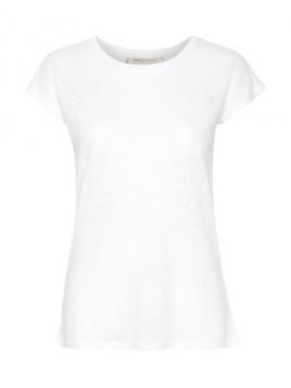 Kurzarm T-Shirt Faylinn von InWear in PureWhite