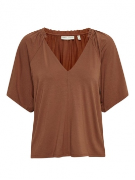 Blouse Abbey von InWear in Cinnamon