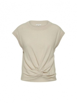Pullover Vavara von Part-Two in Grey