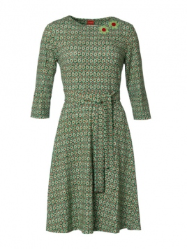 Kleid Marleys Green von Du Milde in Gruen