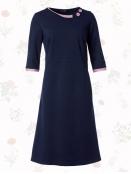 Kleid Poppy Blue Hope von Du Milde etc. in Blue
