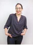 Shirt Jill von Saint Tropez in BlueDeep