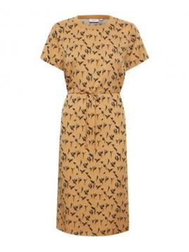 Kleid Ivy von Saint Tropez in FlowerPrint