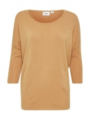 Pullover Ana von Saint Tropez in Butterum