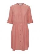 Kleid Carol von Saint Tropez in TerraCotta