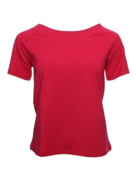 Shirt Zoe von Lykka in Rubin