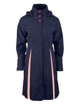Mantel Sydney von Blaest Rainwear in Navy