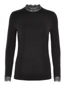 Langarmshirt von Noa Noa in black