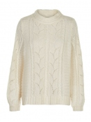 Pullover von Noa Noa in bone white