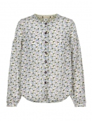 Blouse von Noa Noa in print off white