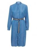 Kleid von Saint Tropez in Smoke B.