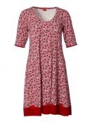 Kleid Dreaming Dolly von Du Milde in Rot