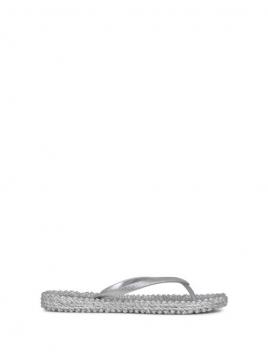 FlipFlops von Ilse Jacobsen in Silber