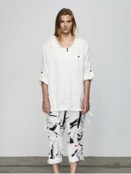 Tunika Tolv von Olars Ulla in White