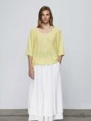 Pullover Skala von Olars Ulla in Yellow