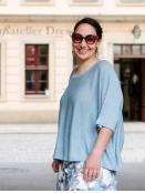 Pullover Skala von Olars Ulla in Blue