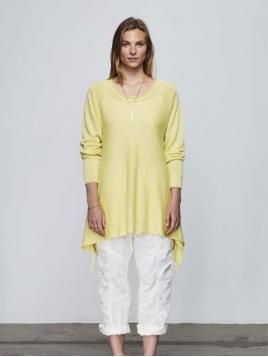 Pullover Spisa von Olars Ulla in Yellow