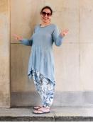 Pullover Spisa von Olars Ulla in Blue