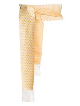 Gürtel mit Punkten von Nimo With Love in Yellow