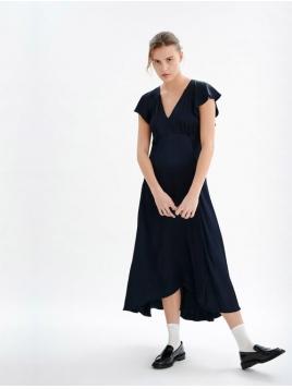 Kleid Denise von InWear in MarineBlue