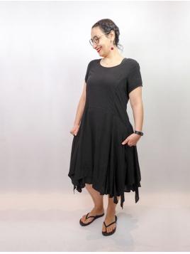 Kleid Karb von Olars Ulla in Black