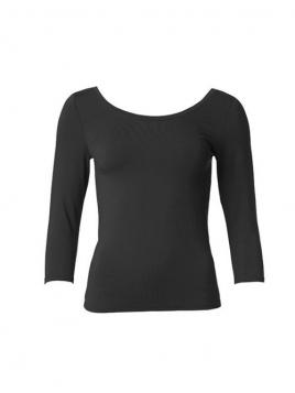 Shirt Trinnis von Du Milde in black