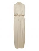 Kleid Alina von Saint Tropez in Creme