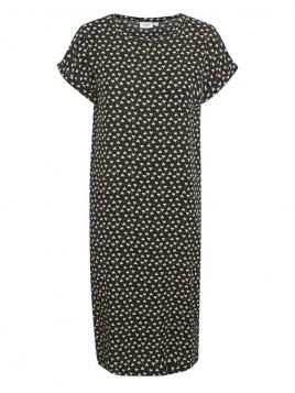 Kleid Amelia von Saint Tropez in Black