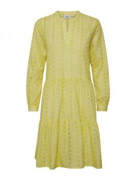 Kleid Wendy von Saint Tropez in Sulphur
