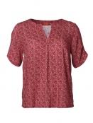 Shirt Dearest Ingeborg von Du Milde in Red