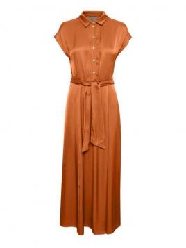 Kleid Dita von Part-Two in ChocolateGlaze