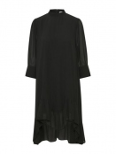 Kleid Bolette von Saint Tropez in Black