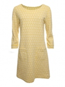 Kleid Tola von Sorgenfri Sylt in amber
