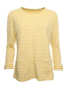 Shirt Kari von Sorgenfri Sylt in amber