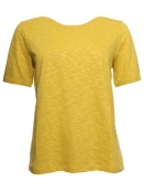Shirt Heva von Sorgenfri Sylt in amber
