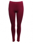Leggings Antje von Sorgenfri Sylt in wine