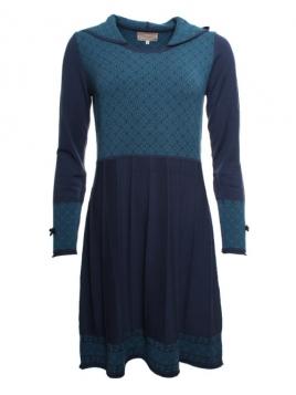 Kleid Fiene von Sorgenfri Sylt in midnight