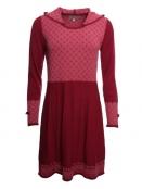 Kleid Fiene von Sorgenfri Sylt in wine