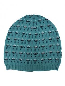 Mütze Bena von Sorgenfri Sylt in seagreen