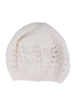 Mütze Arabella von Sorgenfri Sylt in ivory