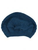 Mütze Arabella von Sorgenfri Sylt in aquamarine